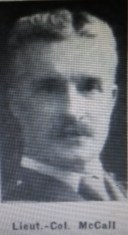 Major McCall