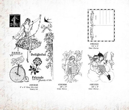 cha winter 2013: prima paper collections: fairy rhymes