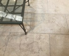 Aussietecture Gundy natural stone flooring, marble tiles and pavers with tumbled finish