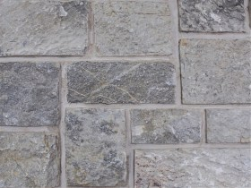 Beltana grey limestone wall cladding