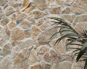 Aussietecture Irregular Laverton walling stone, limestone interior and exterior stone veneer