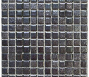 Aussietecture Bali swimming pool mosaic, grey glass mosaic for pool tiling