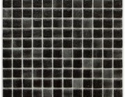 Aussietecture Beirut swimming pool mosaic, grey glass mosaic for pool tiling