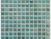 Aussietecture Tahiti swimming pool mosaic, green glass mosaic for pool tiling