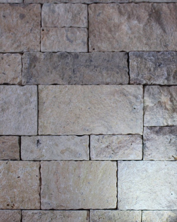Travertine wall cladding Dajarra walling stone
