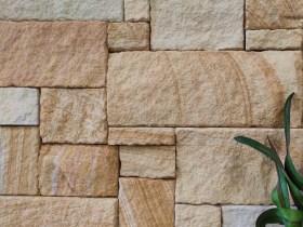 Banded colonial Natural stone wall cladding