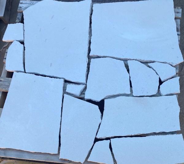 Foster sandstone crazy paving