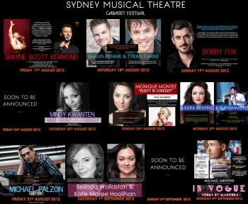 Sydney Musical Theatre Cabaret Festival
