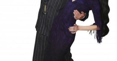 Addams Family - Gomez and Morticia