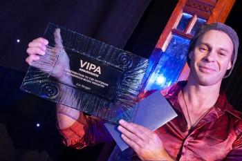 Lee Morgan VIPA winner 2012