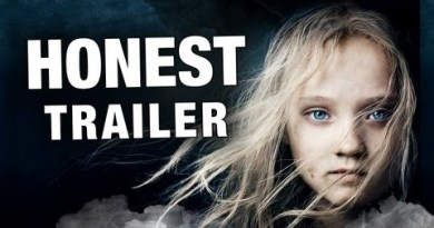 Honest Les Mis Trailer