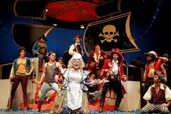 Pirates of Penzance. Photo by Jeff Busby