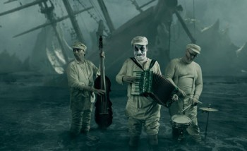 The Tiger Lillies in Rime of the Ancient Mariner Image by Mark Holthusen