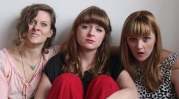 The Travelling Sisters - Ell Sachs, Laura Trenerry, Lucy Fox