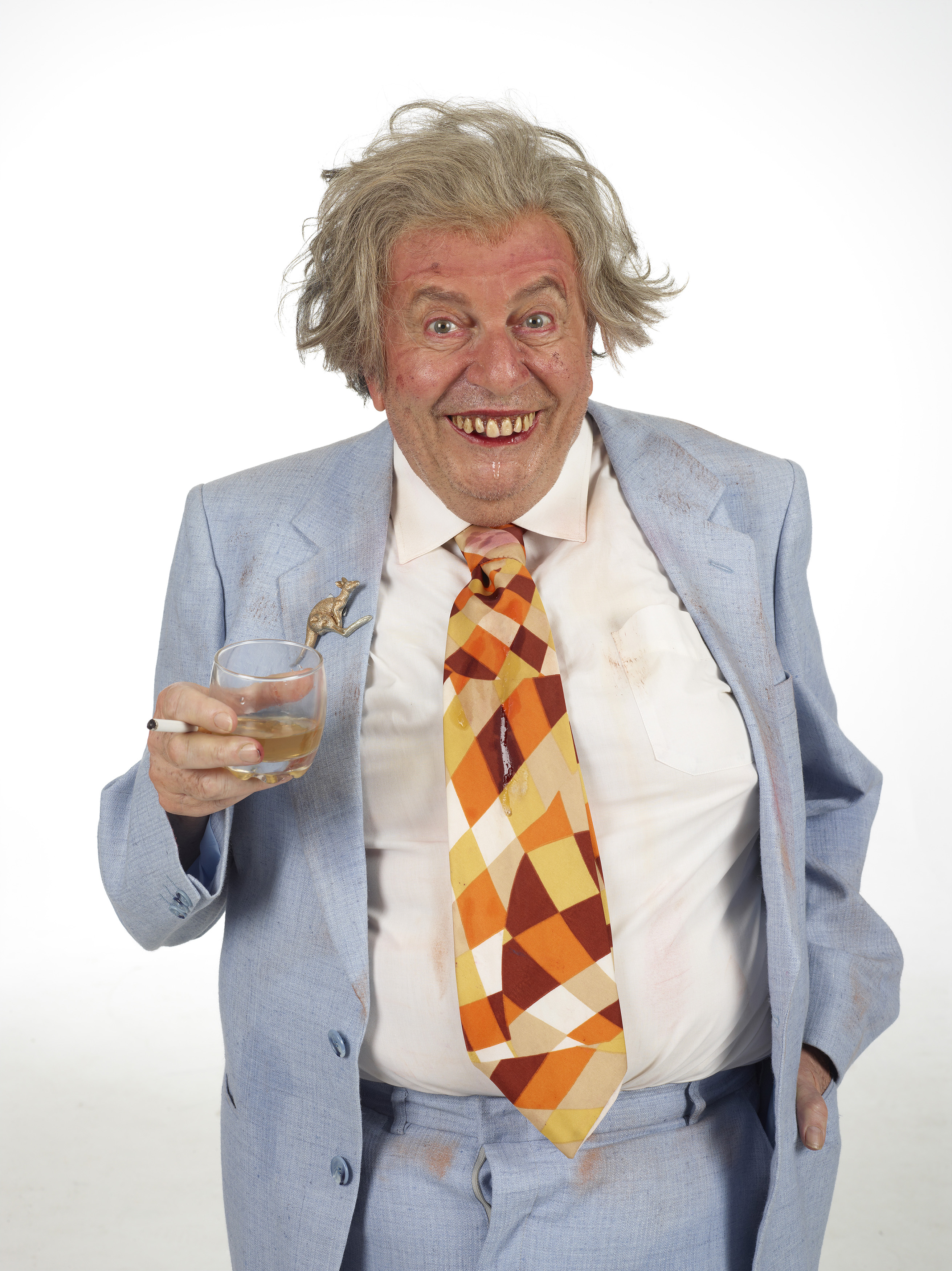 Image result for sir les patterson