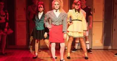 Heathers The Musical. Image by Kurt Sneddon