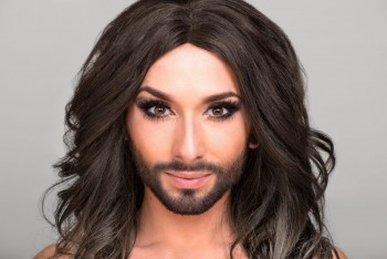 Conchita. Photo by Thomas Ramstorfer.