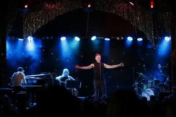 Alan Cumming at Sydney Festival 2016. Photo by Prudence Upton.