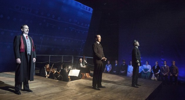 Titanic, the Musical. StageArt