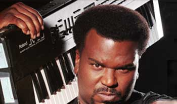 Craig Robinson. Image supplied.