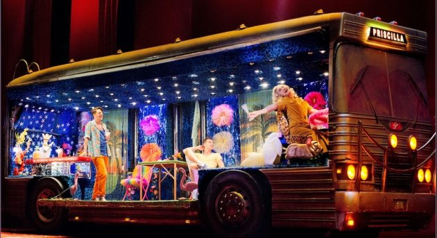 Priscilla Queen of the Desert, Original Australian Production