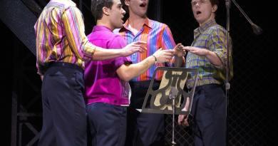 The Jersey Boys | Photo by Jeff Busby