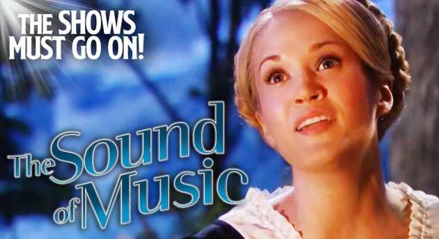 Watch THE SOUND OF MUSIC for 48 hours only!