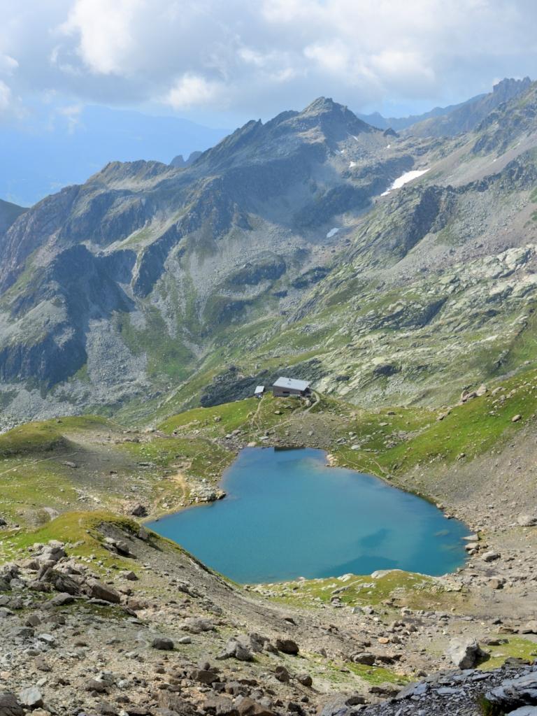 Lac De Presset