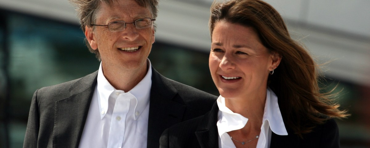 Bill & Melinda Gates June 2009