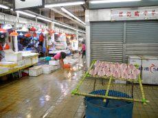 Fischmarkt auf Cheung Chau