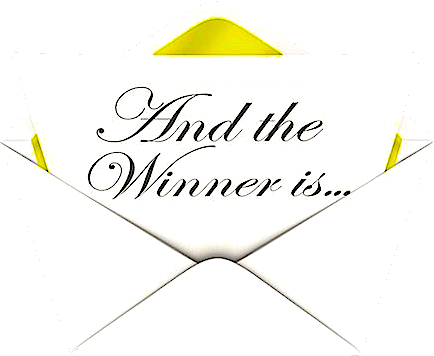 winners envelope