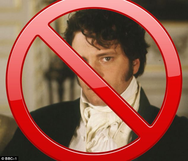 10 ways my husband is better than Firth's Darcy
