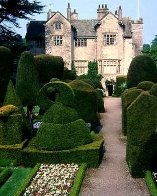 Levens Hall, Cumbria