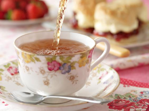 Is it Time for Tea?