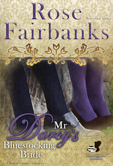 "Announcing the Winner of Rose Fairbanks's ""Mr. Darcy's Bluestocking Bride"" Giveaway"