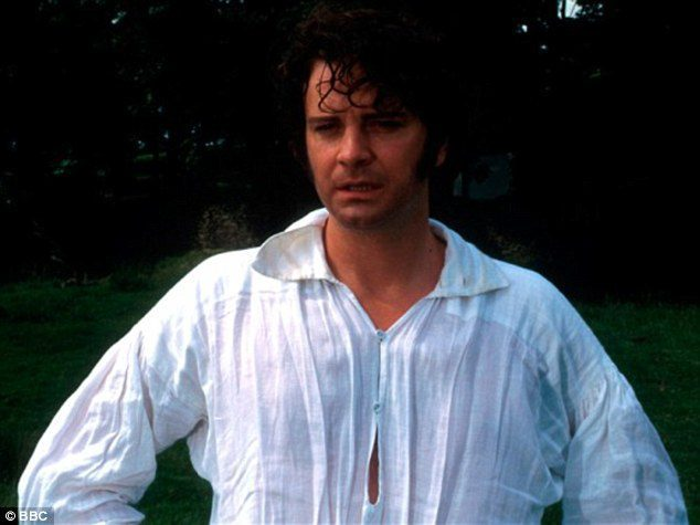 Colin Firth's Wet Shirt