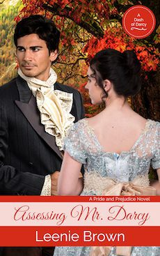"""Announcing the Winner of Leenie Browns's """"Assessing Mr. Darcy"""" Giveaway"""