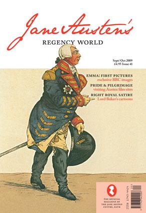 JA Regency World September 2009