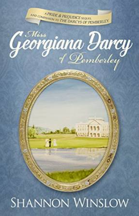 Miss Georgianna Darcy of Pemberley