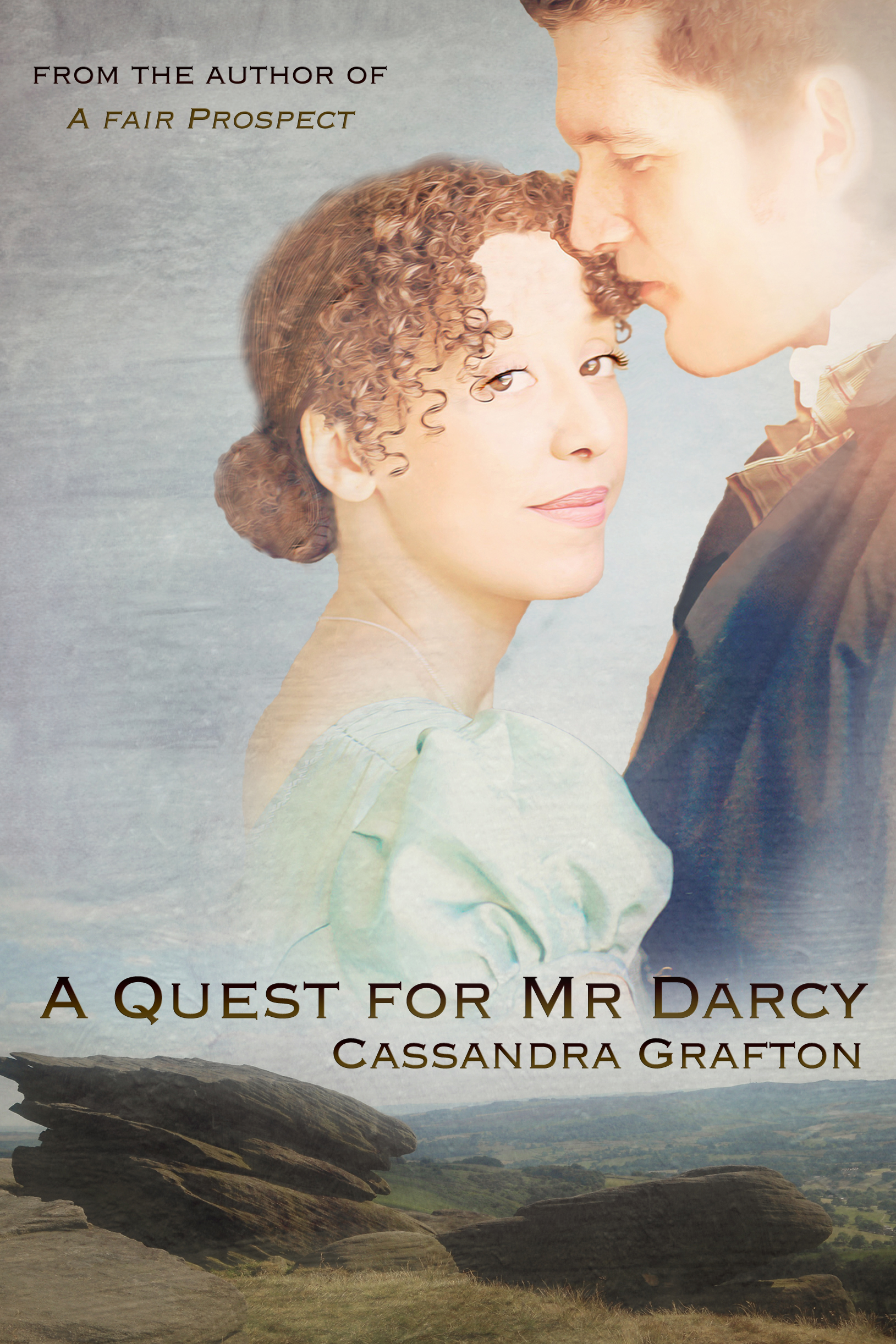 A Quest for Mr. Darcy by Cassandra Grafton