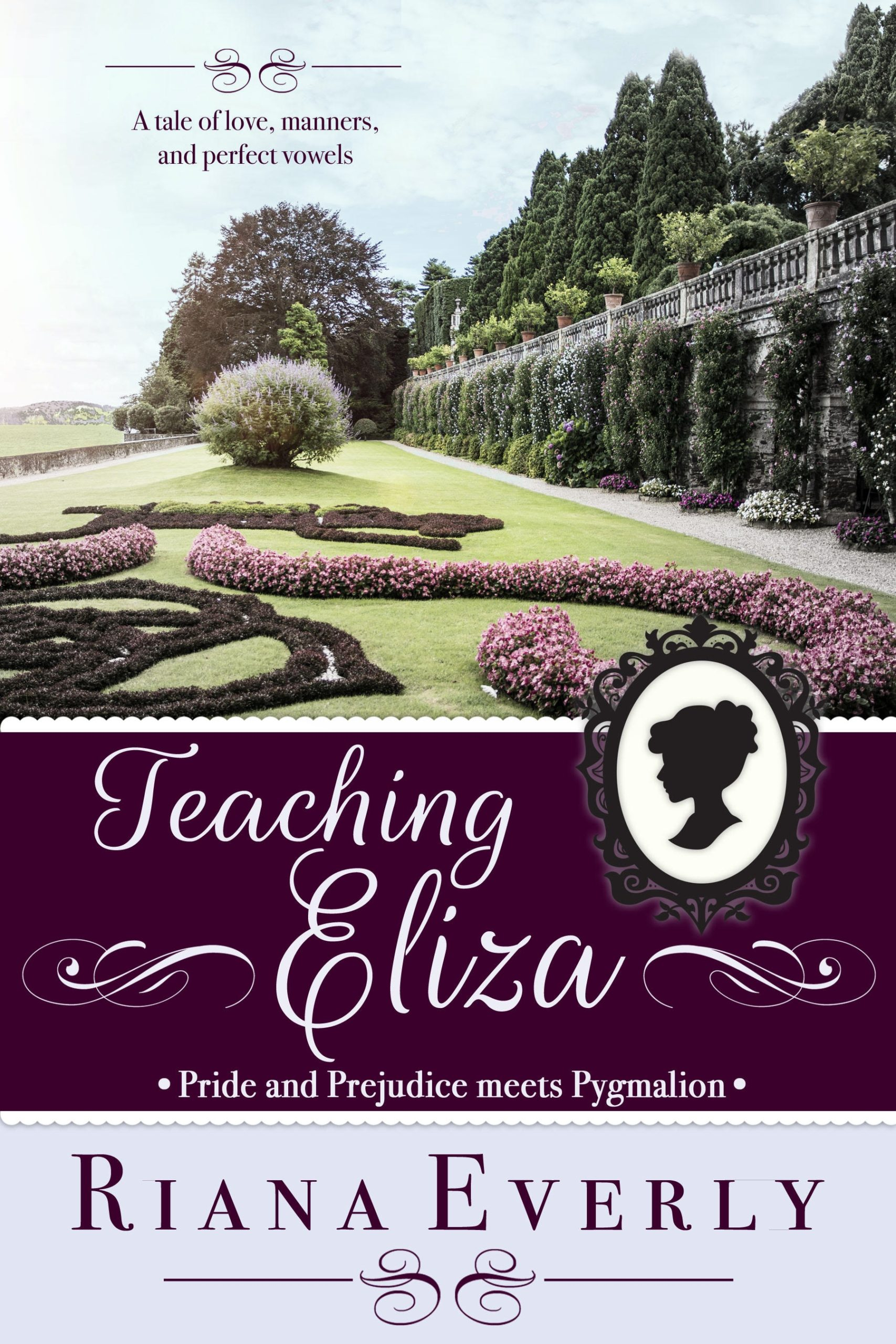 Teaching Eliza by Riana Everly