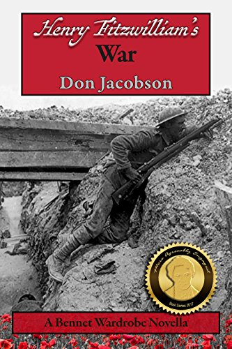 Henry Fitzwilliam's War by Don Jacobson