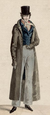Illustration from Costume Parisien (1818)