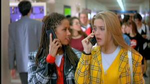 Cher and Dion in Clueless (1995)
