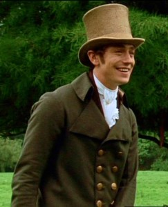 The adaptation of Austen's Northanger Abbey starring JJ Feild