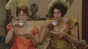 Miss Bingley and Mrs. Hurst