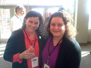 Diana Gabaldon & me