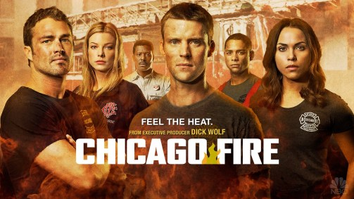chicago fire - feel the heat