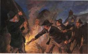 Luddite Rebellion