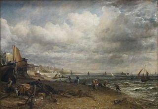 Constable, Brighton 1826-27